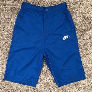 Nike Boys Shorts - Blue - Size XL